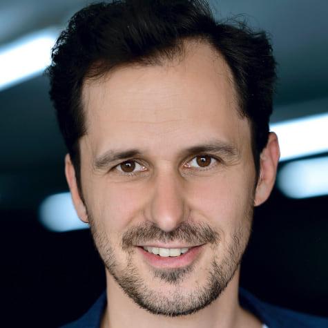 Gabriel Marrer<br>Schauspiel